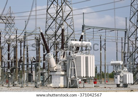 Shunt Reactor rectangular: maintaining voltage in high voltage station.