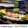 Shushi - stock photo