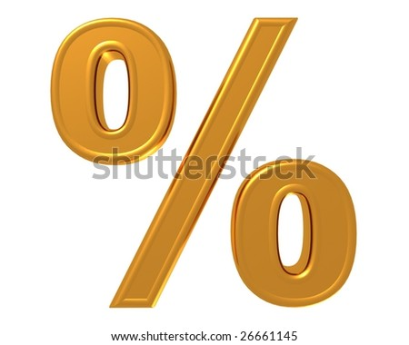sign of percent