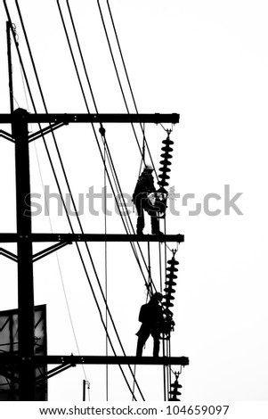 Stock Photo Silhouette Of A Steep Roller Coaster Ride together with Lightning Arrester Insulator Images besides  on substation station post insulator
