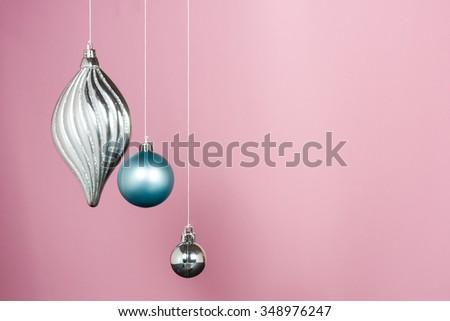 Set Hanging Lanterns Light Chandeliers On Stock