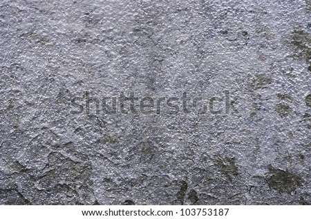 Silver Paint on Wall texture