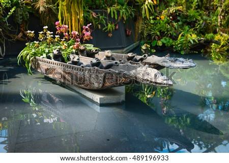 Fish Pond Stock Photo 15236491 Shutterstock