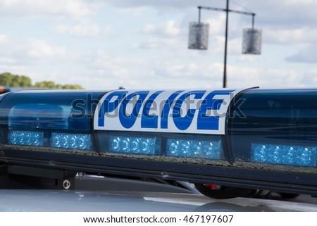police paris france stock photo 235803313 shutterstock. Black Bedroom Furniture Sets. Home Design Ideas