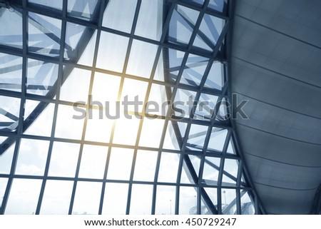 Modern architecture zdj cie stockowe 141158977 shutterstock for Architectural skylight