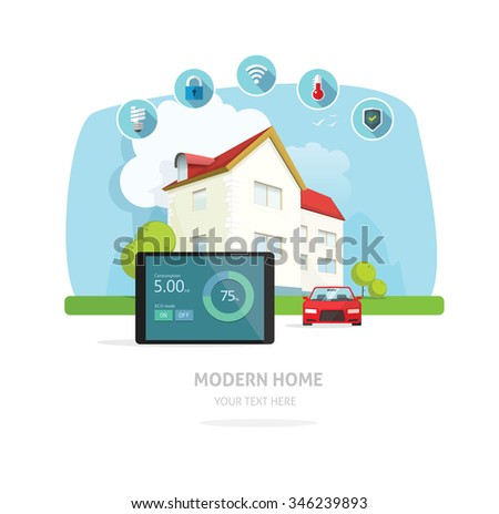 Banking Online Banking Concept Web Page Stock Vector