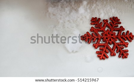 snowflake, christmas, new year, greeting card