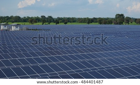 Solar cells , renewable energy