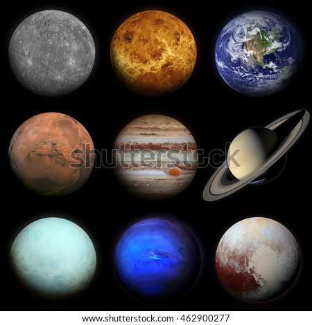 elements present on planet pluto - photo #29