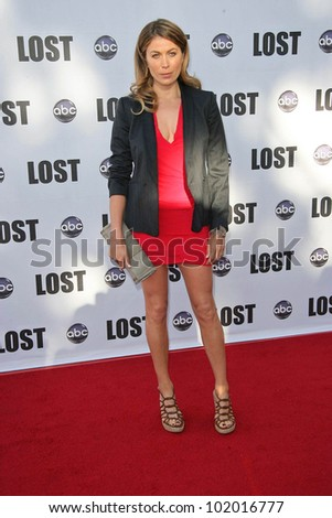 "Sonya Walger  at ""Lost"" Live: The Final Celebration, Royce Halll, UCLA, Westwood, CA. 05-13-10"