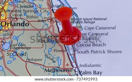 Stuart Florida Martin County United States Stock Photo 738587542