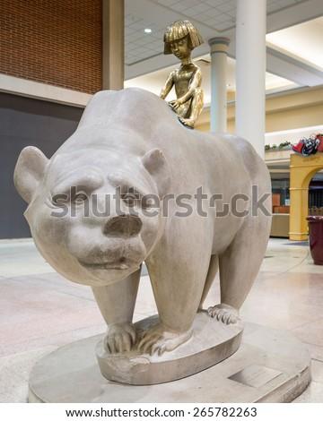 Steve Lagrecas Michigan USA Set On Shutterstock - First shopping center in usa