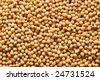 soy beans background - stock photo