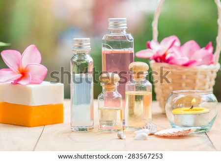 Bottle aroma essential oil spa natural stock photo for Spa smelling candles
