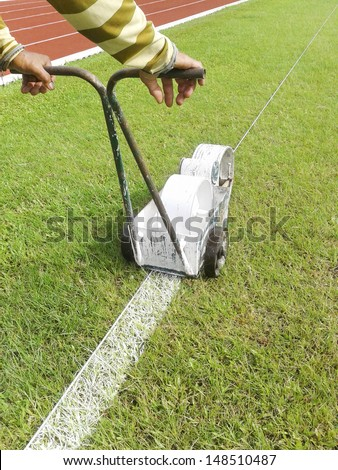 Sport Field Marking Paint