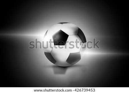 sport football soccer 3D