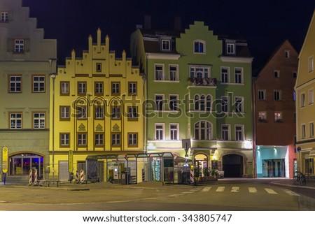 happy people walking around city street stock vector 399368623 shutterstock. Black Bedroom Furniture Sets. Home Design Ideas