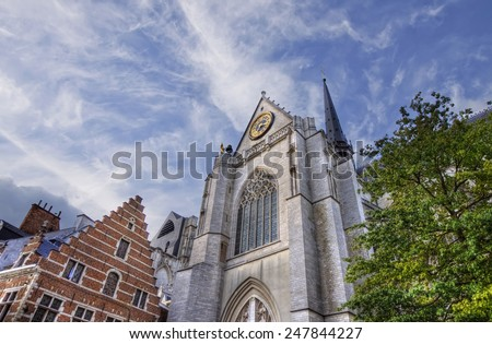 st-peter's church leuven belgium