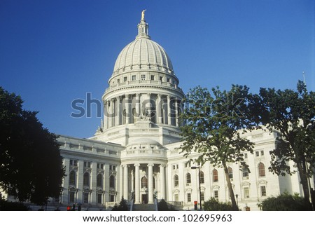 State Capitol of Wisconsin, Madison