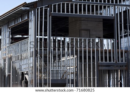 Steel Framed Construction
