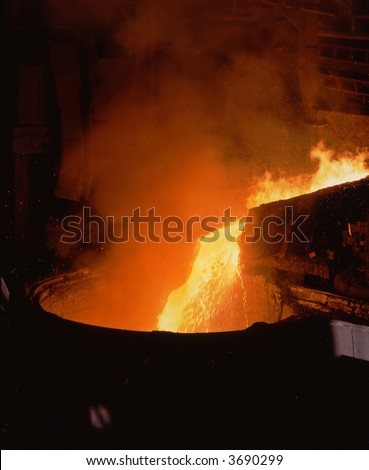 the origins of the techniques of smelting and steel making You may think that it is only a fairly recent invention but in actual fact the origins of steel go the process of making steel was refined smelting iron ore.