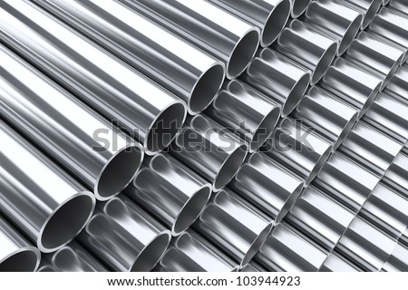 steel metal tube
