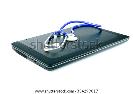 stenoskop on laptop repair service maintenance warranty diagnostics