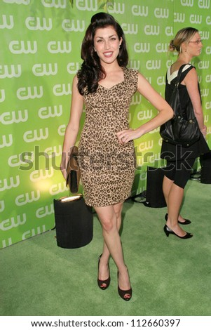 Stevie Ryan at the CW Summer 2007 TCA Press Tour. Pacific Design Center, Los Angeles, CA. 07-20-07