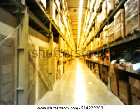 Store Blurred Image Background
