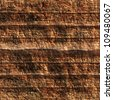 Stratified canyon seamless texture - stock
