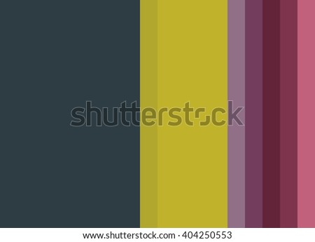 Yellow Color Palette Striped Background Vertical Stripes Midnight Blue With Gold Violet Wine Pink