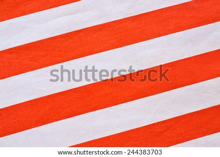striped gingham textile
