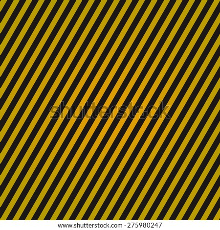 Striped lines background yellow