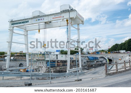 a history of the s21 project in stuttgart Corporate history code of from euro alliance construction jsc assembled a temporary steel construction in stuttgart the mega project stuttgart 21 (s21.