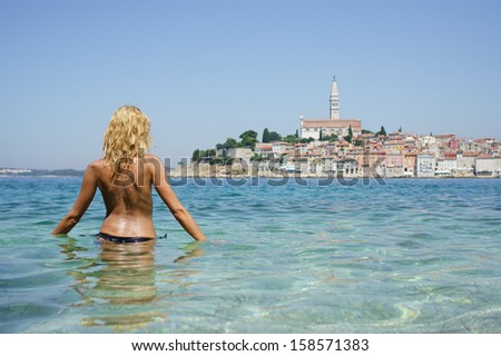 summer joy in croatia