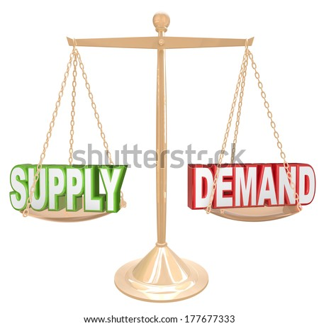 market demand curve