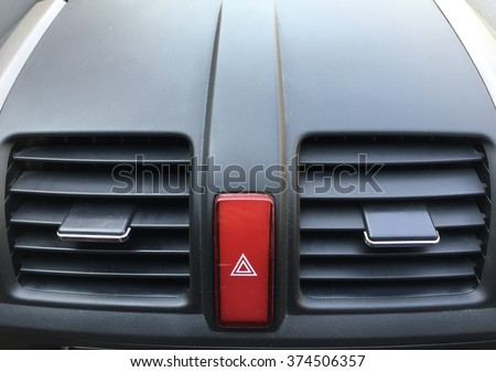 car interior warning light door lock stock photo 31437895 shutterstock. Black Bedroom Furniture Sets. Home Design Ideas