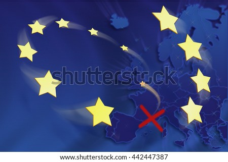 Symbolic illustration of European Union