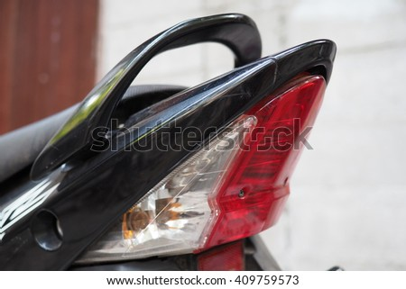 Taillight Motorcycle