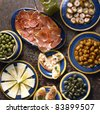 Tapas - stock photo