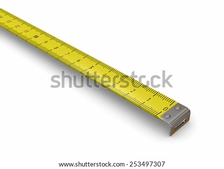 Right Angle Tool Measure Anything Stock Photo 140638774 ...