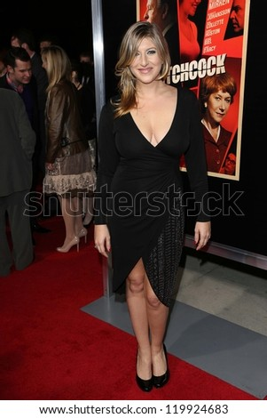 "Tara Summers at the ""Hitchcock"" Los Angeles Premiere, Academy of Motion Picture Arts and Sciences, Beverly HIlls, CA 11-20-12"