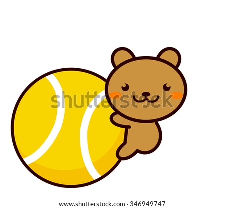 Tennis and Animal Series