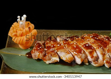 how to cook chicken teriyaki japanese style