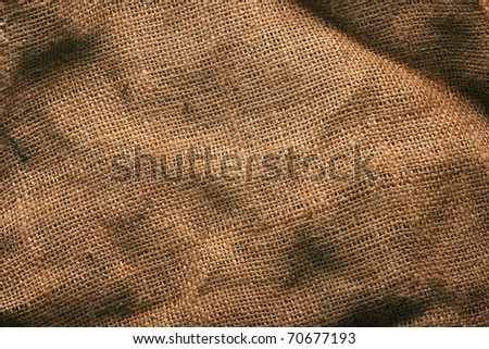 texture beige industrial bag for background