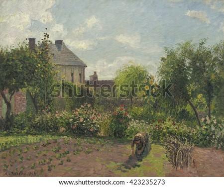 Boulevard Des Italiens Morning By Camille Stock Illustration 423235291 Shutterstock