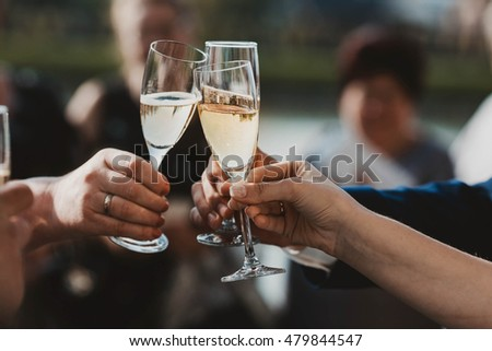 the couple and their parents drink for health