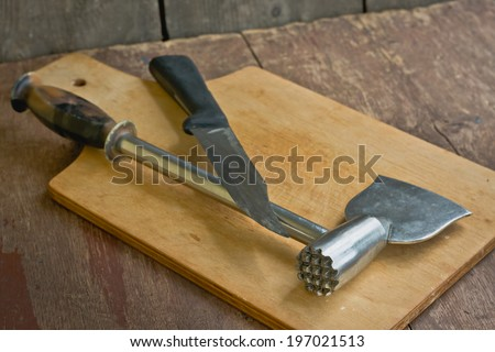 Wood Working Tools Plans Stock Photo 369055193 Shutterstock