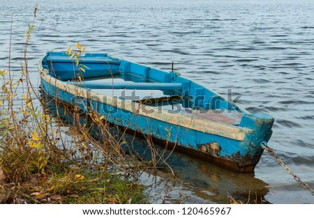 Small Wooden Boat Stock Photo 1920773 Shutterstock