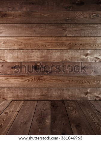 Wall Floor Siding Weathered Wood Background Stock Photo